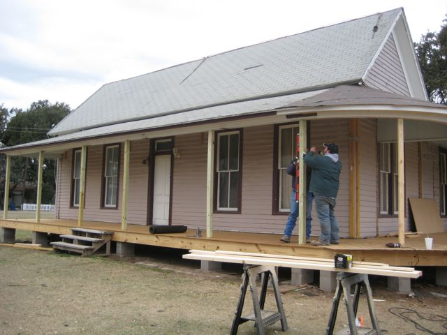 Walley House Work 2