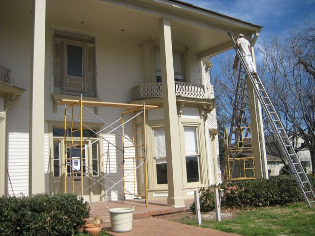 Rehabilitation of Gordon House Underway
