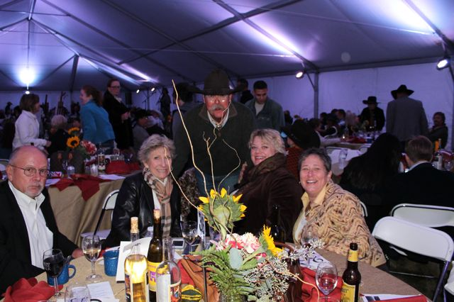 2013 Party on the Peak Raises  $42,000 for Historic Preservation