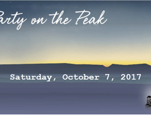 Party on the Peak 2017