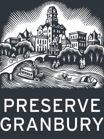 Preserve Granbury Logo